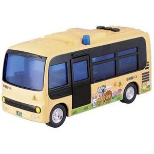 トイコー 日野ポンチョ幼稚園バス - 拡大画像