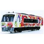 アガツマ DK-7126 アンパンマン列車 オレンジ 【ダイヤペット】