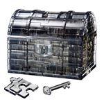 ビバリー 50137 クリスタルパズル トレジャーボックス ブラック