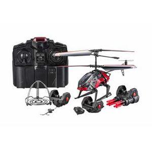 シーシーピー 赤外線ヘリコプター コンボファルコン - 拡大画像