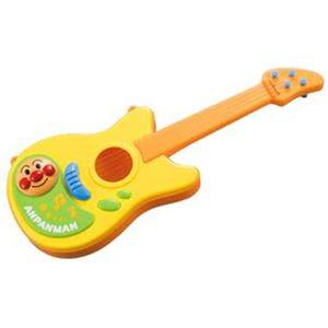 アガツマ アンパンマン うちの子天才 ギター 【アンパンマン】 - 拡大画像