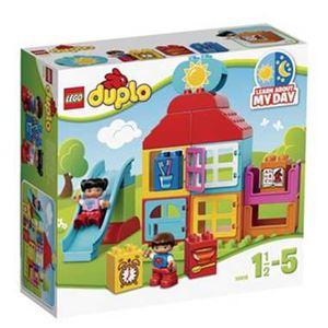レゴジャパン 10616 デュプロ(R) はじめてのデュプロ(R) おうち 【LEGO】【デュプロ】