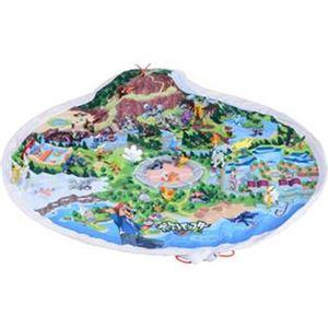 タカラトミー ぱっとおかたづけ ポケモンワールドマップ - 拡大画像