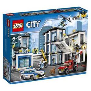 レゴジャパン 60141 レゴ(R)シティ ポリスステーション 60141 【LEGO】 - 拡大画像