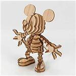 アキ工作社 A01102910 ミッキーマウス Mickey098_wood