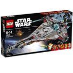 レゴジャパン 75186 レゴ(R)スター・ウォーズ アローヘッド 【LEGO】