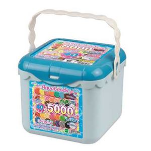 エポック社 アクアビーズ 5000ビーズバケツセット 【アクアビーズ】