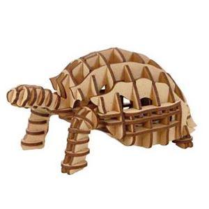 アキ工作社 Tortoise 142_natural(MDF) - 拡大画像