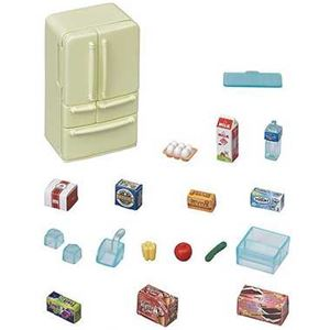 エポック シャ(イッパン) カー422 冷蔵庫セット(5ドア) 【シルバニア】 - 拡大画像
