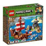 レゴジャパン 21152 海賊船の冒険 【LEGO】