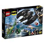 レゴジャパン 76120 バットマン バットウィングとリドラーの強盗 【LEGO】