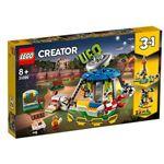 レゴジャパン 31095 遊園地のスペースライド 【LEGO】