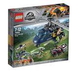レゴジャパン 75928 ブルーのヘリコプター追跡 【LEGO】