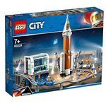 レゴジャパン 60228 超巨大ロケットと指令本部 【LEGO】