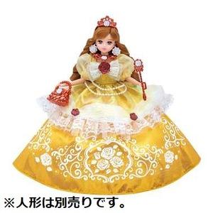 タカラトミー ゆめみるお姫さま エレガントローズドレス 【人形別売】 - 拡大画像