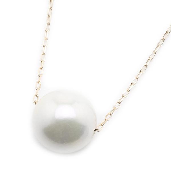 あこや真珠1つ珠 ペンダント