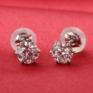 ¥90.000以上のダイヤピアス