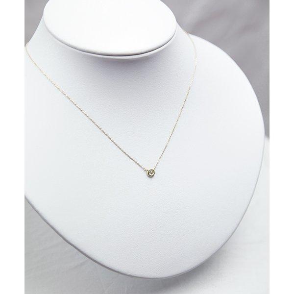 4万円台のお求めやすいダイヤモンドネックレス