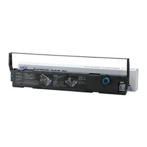 【純正品】 NEC エヌイーシー インクカートリッジ 【PR750/360-01BK ブラック】 EF-1285BS インクリボン - 拡大画像