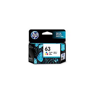 (業務用5セット) 【純正品】 HP インクカートリッジ 【F6U61AA HP63 カラー】 - 拡大画像