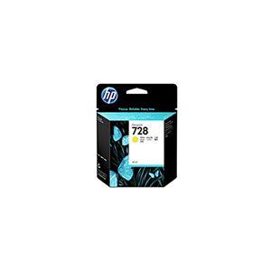 (業務用3セット) 【純正品】 HP インクカートリッジ 【F9J61A HP728 Y イエロー 40】 - 拡大画像