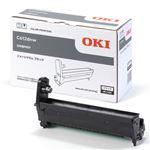 (業務用3セット) 【純正品】 OKI DR-C4DK イメージドラム ブラック