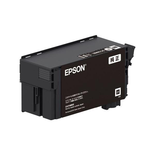(業務用5セット)【純正品】 EPSON SC13MBL インクカートリッジ マットブラック