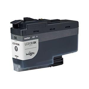 (業務用5セット)【純正品】ブラザー LC3139BK インクカートリッジ 黒 - 拡大画像