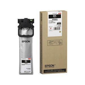 【訳あり・在庫処分】(業務用5セット)【純正品】EPSON IP03KA インクパック ブラック (5K) - 拡大画像