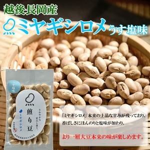 煎り豆(ミヤギシロメ) うす塩味 15g×20袋