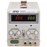 A&D(エーアンドデイ)電子計測機器 直流安定化電源(30V、3A)AD-8735D