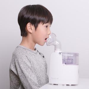 A&D(エーアンドデイ)口鼻両用 超音波温熱吸入器 ホットシャワー5 UN-135-P (ピンク) f05