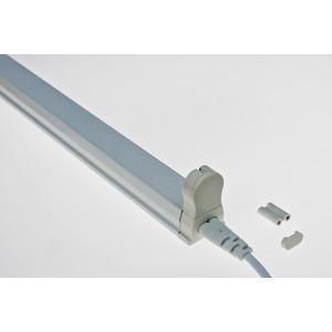 10本セット 直管LED蛍光灯用照明器具 軽量タイプ 40W形/120cm用 - 拡大画像