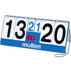 molten(モルテン) 肩掛け式得点板 CT15 - 拡大画像