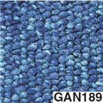 東リ タイルカーペット GA100N サイズ 50cm×50cm 色 GAN189 12枚セット 【日本製】
