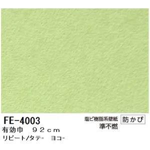 無地調カラー壁紙 のりなしタイプ サンゲツ FE-4003 92cm巾 40m巻【防カビ】【日本製】 - 拡大画像