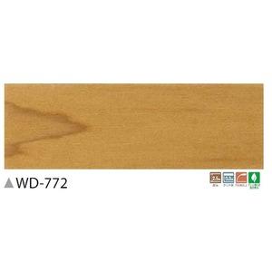 フローリング調 ウッドタイル サンゲツ メイプル 24枚セット WD-772 - 拡大画像
