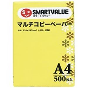 ジョインテックス コピーペーパー/コピー用紙 【A4/中性紙 5000枚】 A020J