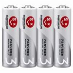 (業務用2セット) ジョインテックス アルカリ乾電池 単3×400本 N123J-4P-100 【×2セット】