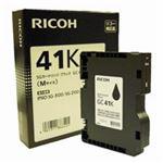 RICOH(リコー) ジェルジェットカートリッジ GC41Kブラック