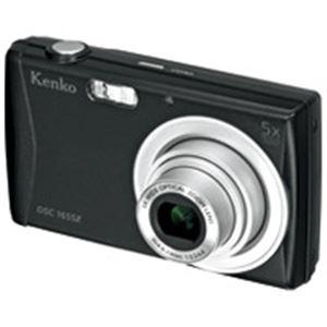 ケンコー デジタルカメラ DSC-1655Z ブラック