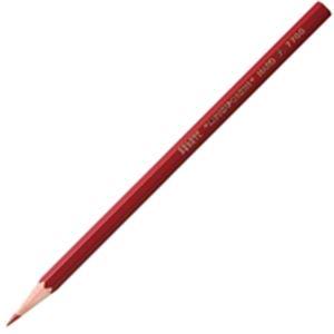 (業務用3セット)三菱鉛筆 硬質色鉛筆 K7700.15 赤 12本 ×3セット - 拡大画像