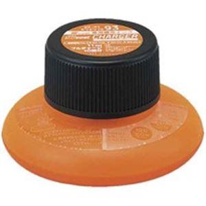 (業務用10セット) トンボ鉛筆 蛍コートチャージャー 【蛍コート専用補充インク】 WA-RI93 橙