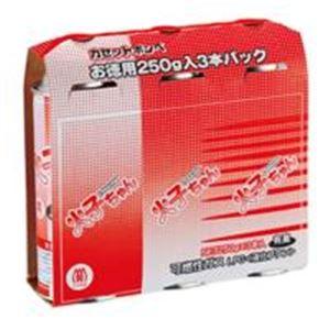 (業務用8セット)TTS カセットボンベ 火子ちゃん 3本入 ×8セット - 拡大画像