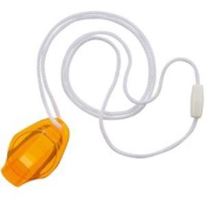 (業務用10セット)MJC 非常用笛E-Call オレンジ E-C-09 - 拡大画像