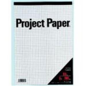 (業務用100セット) オキナ プロジェクトペーパー PPA45S A4 5mm方眼