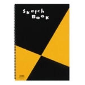 (業務用5セット)マルマン スケッチブック/画用紙 【A3サイズ 並口×5セット】 S115  - 拡大画像