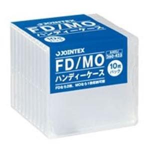 (業務用10セット)ジョインテックス FD/MOケース 10枚入 A405J ×10セット