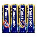 (業務用100セット) Panasonic パナソニック エボルタ乾電池 単3 4個 LR6EJ/4SE ×100セット