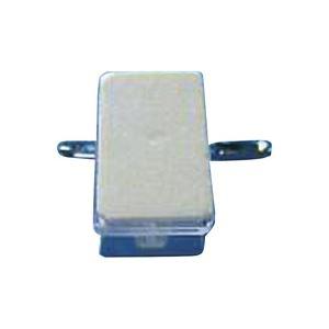 (業務用5セット)西敬 名札用プラクリップ P-220 20個 ×5セット